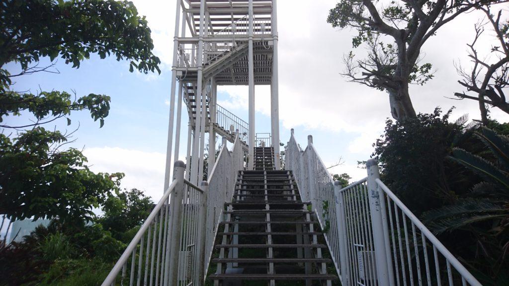 沖縄こどもの国展望台