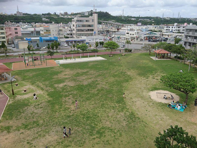 沖縄市海邦マンタ公園
