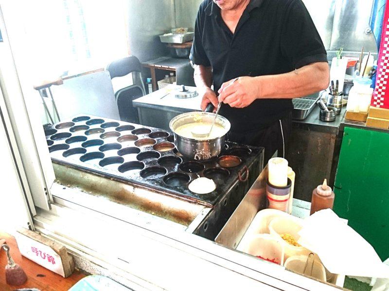 沖縄市パーラーうさぎのうさぎ焼き
