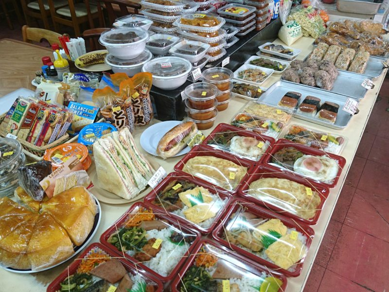 沖縄市中央上原商店の惣菜