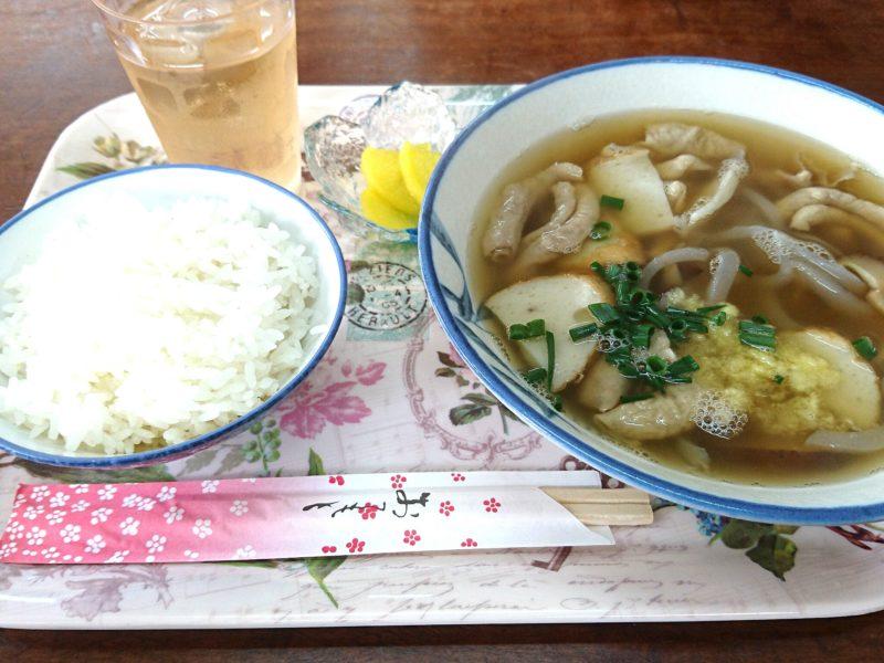 沖縄市上原ぜんざいの中味汁