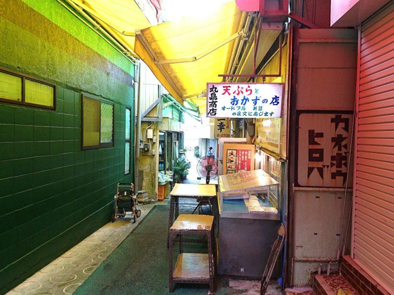 沖縄市銀天街