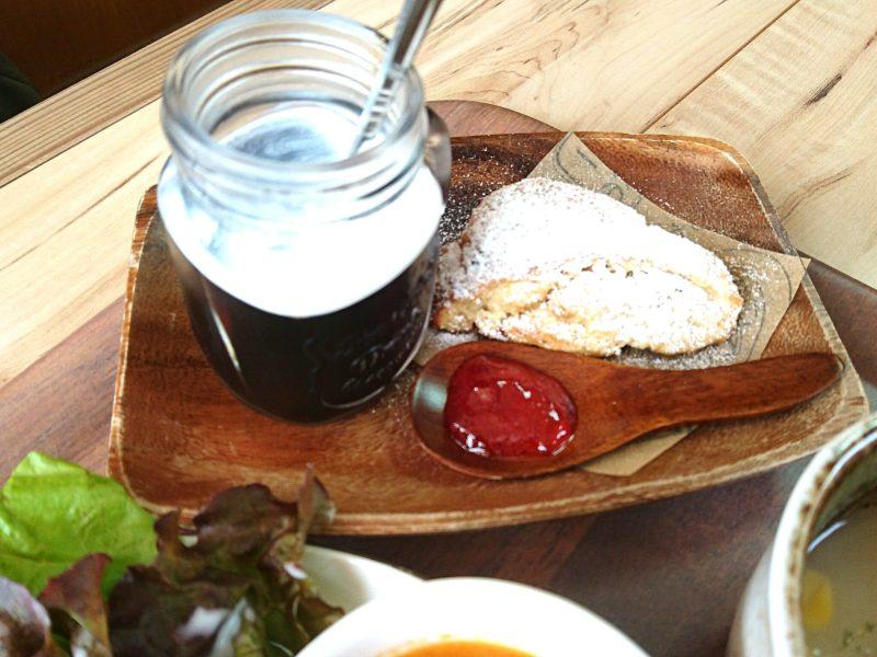 沖縄市胡屋Cafeかふーしのデザート