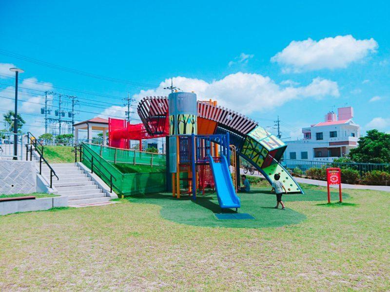 沖縄市宮里第一公園