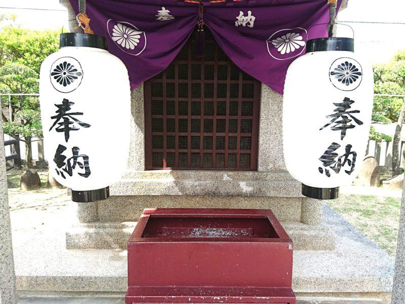 沖縄市泡瀬ビジュルの本殿