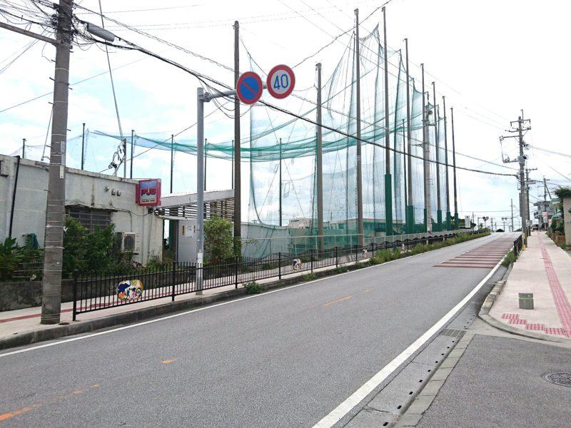 沖縄市胡屋コザゴルフレンジ