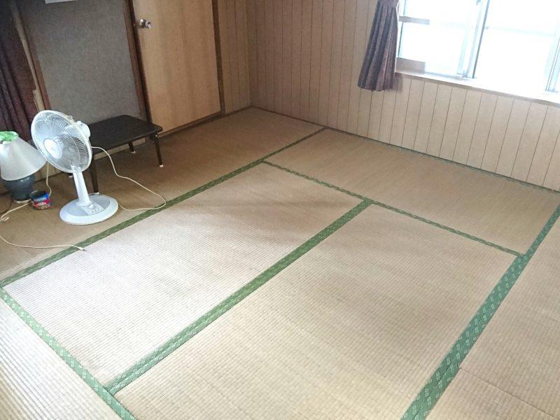 沖縄市民宿久保田荘の客室