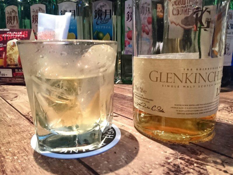 沖縄市胡屋BAR BROR(バーブロー)のウイスキー