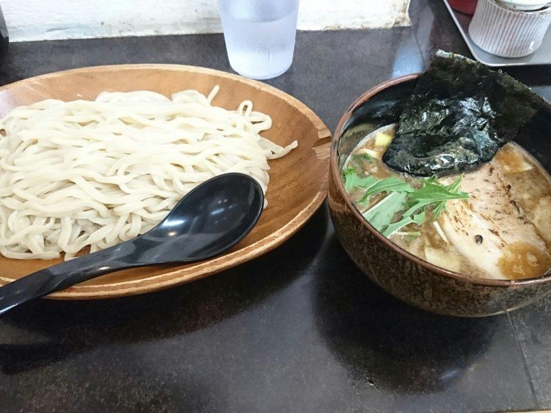 麺やKEIJIRO(けいじろう)沖縄市胡屋のつけ麺