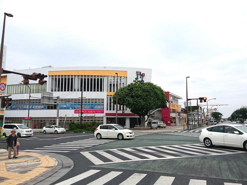 沖縄市上地中の町コザミュージックタウン