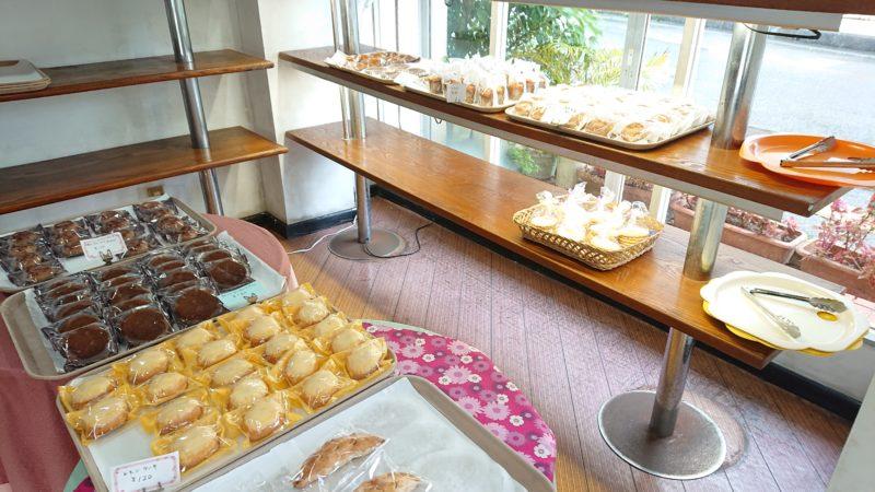 沖縄市なかもと製菓のスウィーツ
