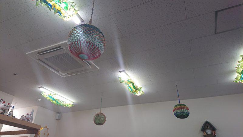 沖縄市古謝食堂びん玉のびん玉