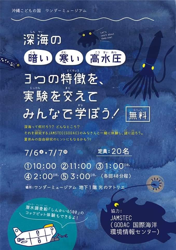 沖縄市こどもの国ワンダーミュージアム