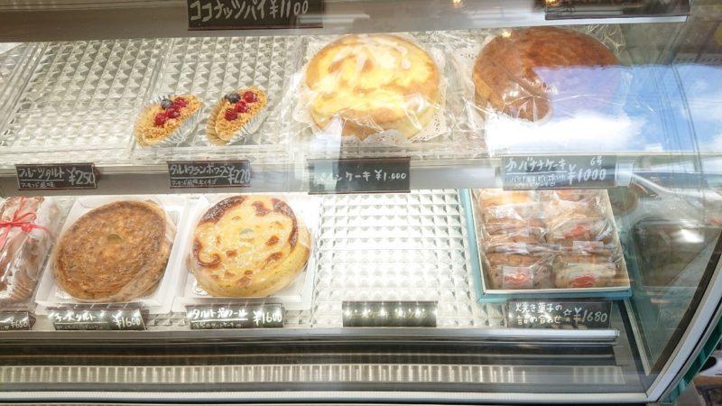 沖縄市高原なつのやのケーキ