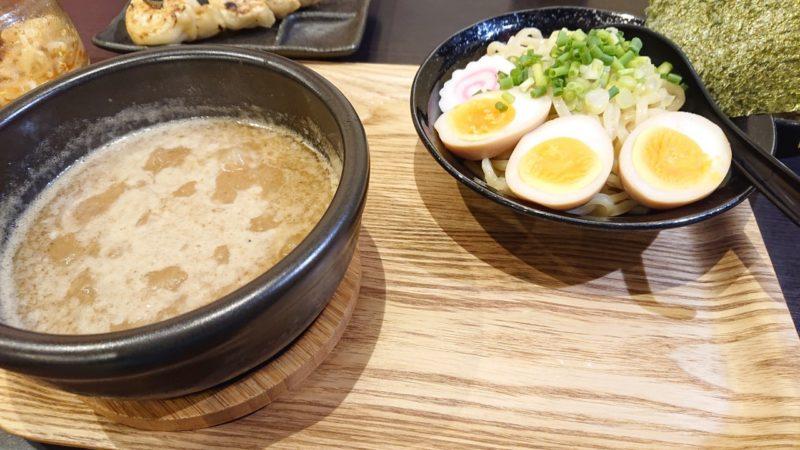 麺屋武虎沖縄市泡瀬のつけ麺
