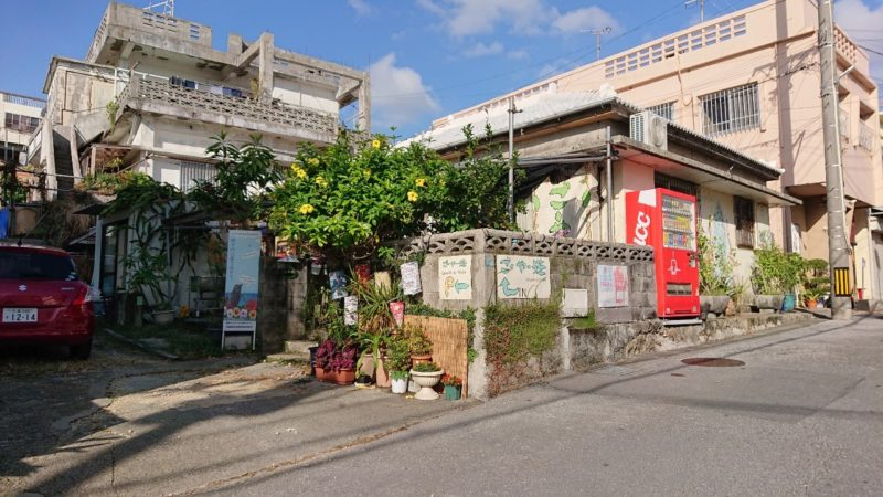沖縄市胡屋ごーやー荘