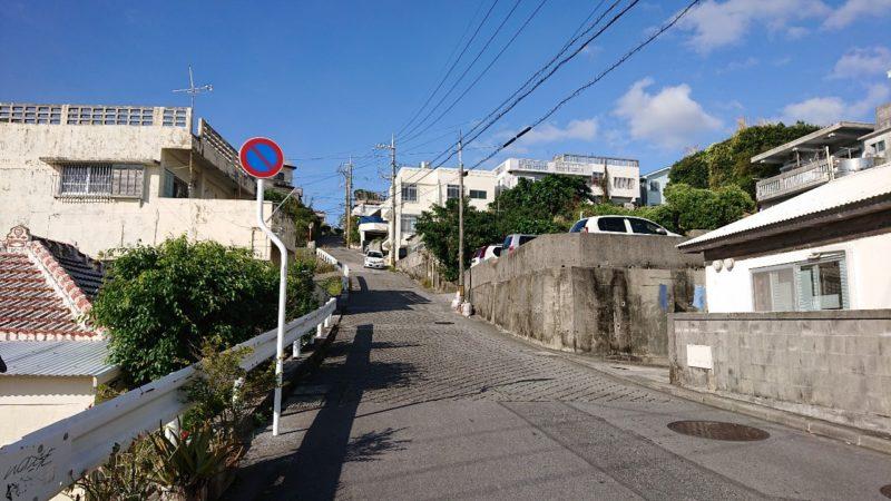 沖縄市胡屋の風景