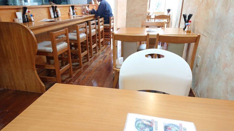 浦屋(うらや)沖縄市泡瀬の店内