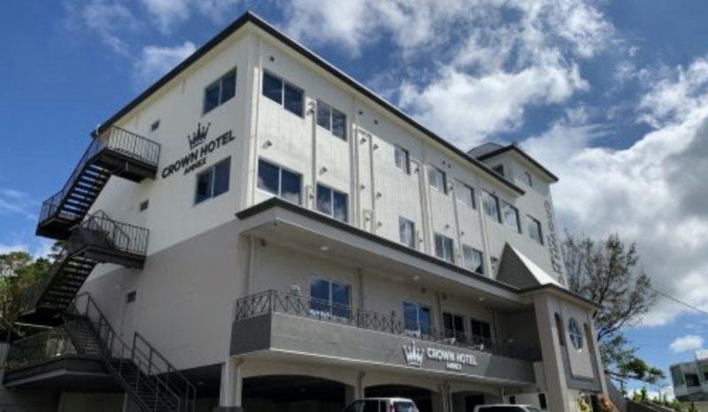 沖縄市胡屋クラウンホテルアネックス