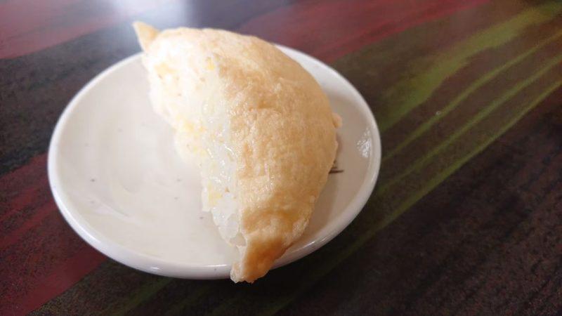 沖縄市登川当南食堂の酢漬コーレーグース
