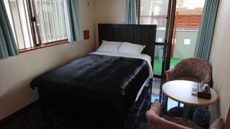 沖縄市美里仲原町BELLHOUSE(ベルハウス)のベッドルーム