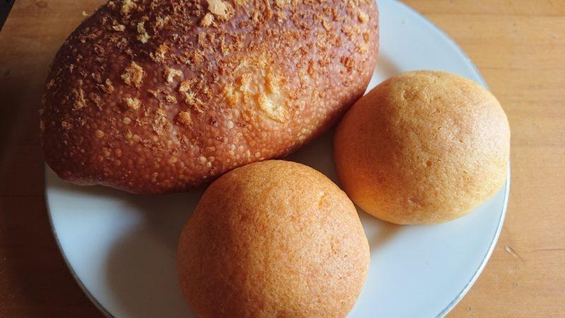 コザベーカリー沖縄市中央のたまごパン