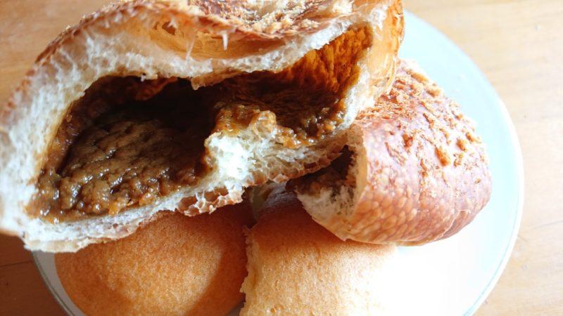 コザベーカリー沖縄市中央のカレーパン