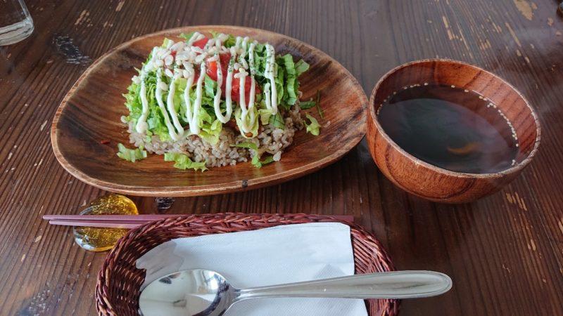 イマココカフェ(imacococafe)沖縄市高原のベジタコライス