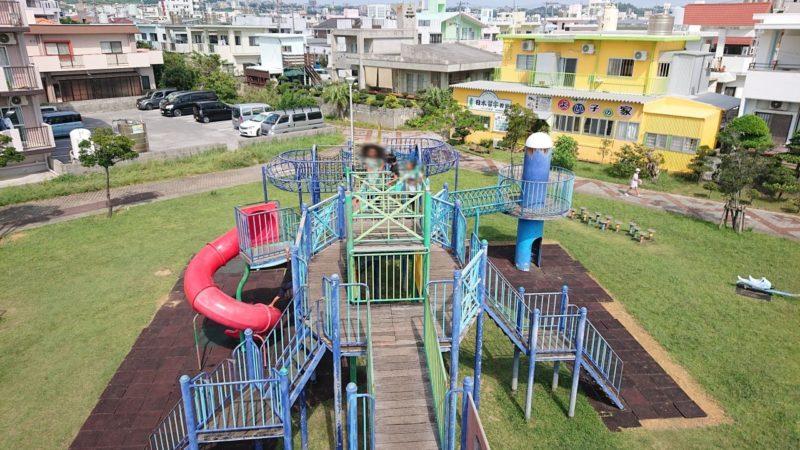 黒潮公園沖縄市泡瀬