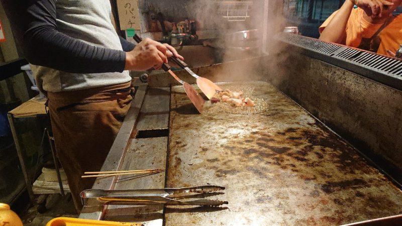 ホルモン一番屋沖縄市住吉のホルモン焼き