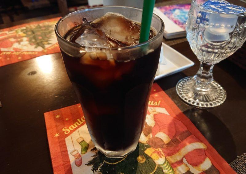 b.crea(ビークレア)沖縄市安慶田のアイスコーヒー