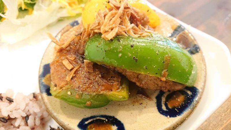 imacafe(イマカフェ)沖縄市上地のワンプレートランチ
