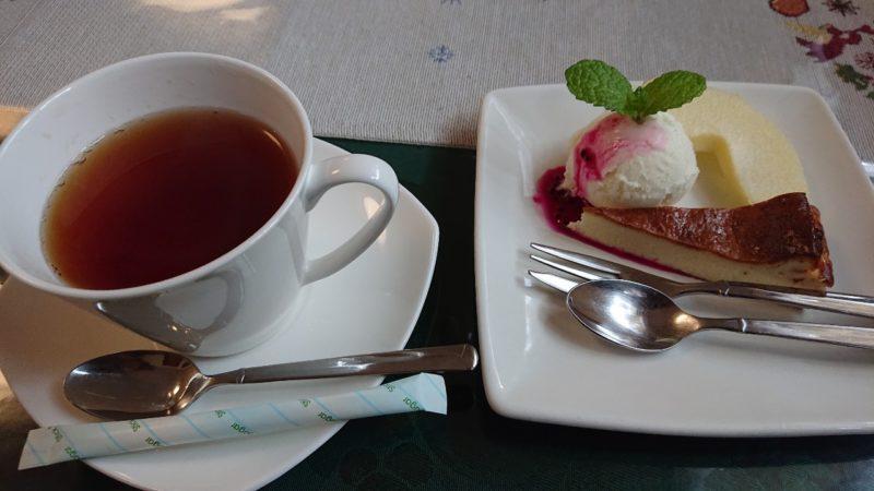 カフェがじゅまるの木沖縄市比屋根のデザート