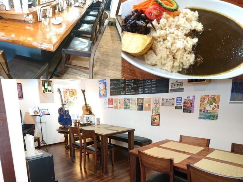 沖縄市の夜カフェ