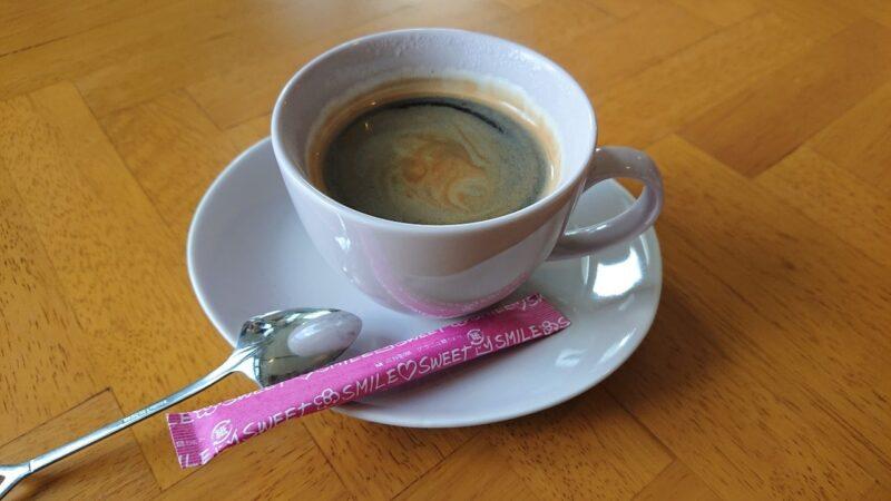 Zu-Zu sandcafe(ズズ サンドカフェ)沖縄市美里のコーヒー