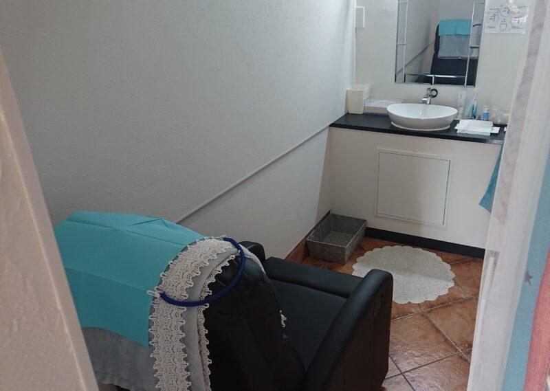 クローゼットフォーオール(CLOSET for ALL)沖縄市山内のホワイトニングルーム
