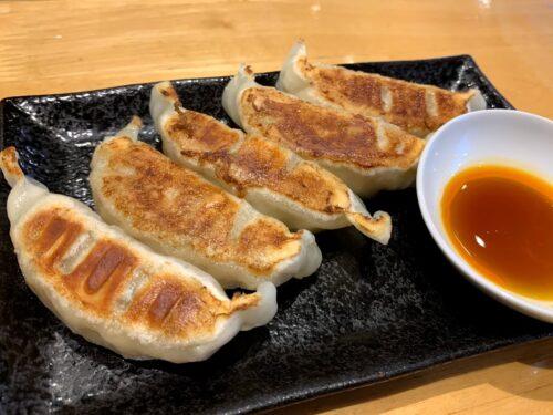 登川家の焼き餃子