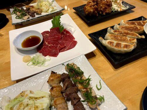登川家の料理