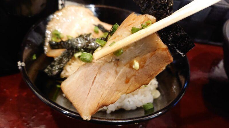 餃子酒場やまと×博多ラーメン極麺うまか沖縄市上地の豚丼