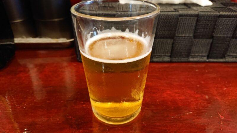 餃子酒場やまと×博多ラーメン極麺うまか沖縄市上地のビール