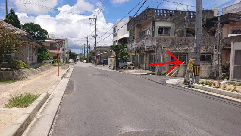 DOLCEPIRO(ドルチェピロ)沖縄市安慶田の行き方