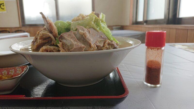 味処まるなが沖縄市海邦のほね汁