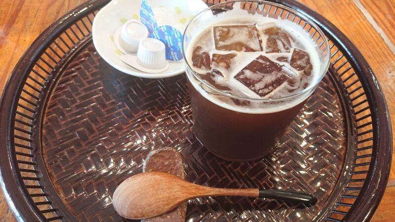 CHIHANA CAFE(チハナカフェ)・庵土(あんど)沖縄市胡屋のコーヒー