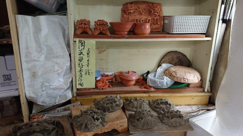 和喜川屋(わきがわや)沖縄市知花のヤチムン(焼き物)
