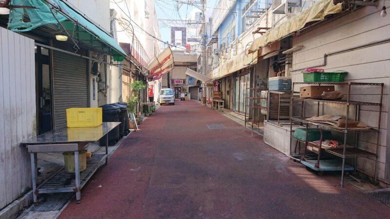 ゴヤ市場沖縄市中央